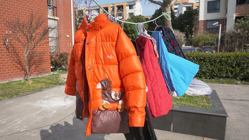 衣替えの季節ですね