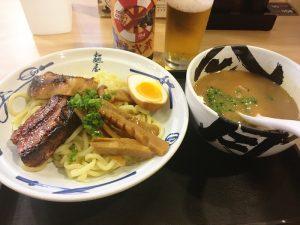 沾汁面(Zhān zhī miàn:つけ麺)