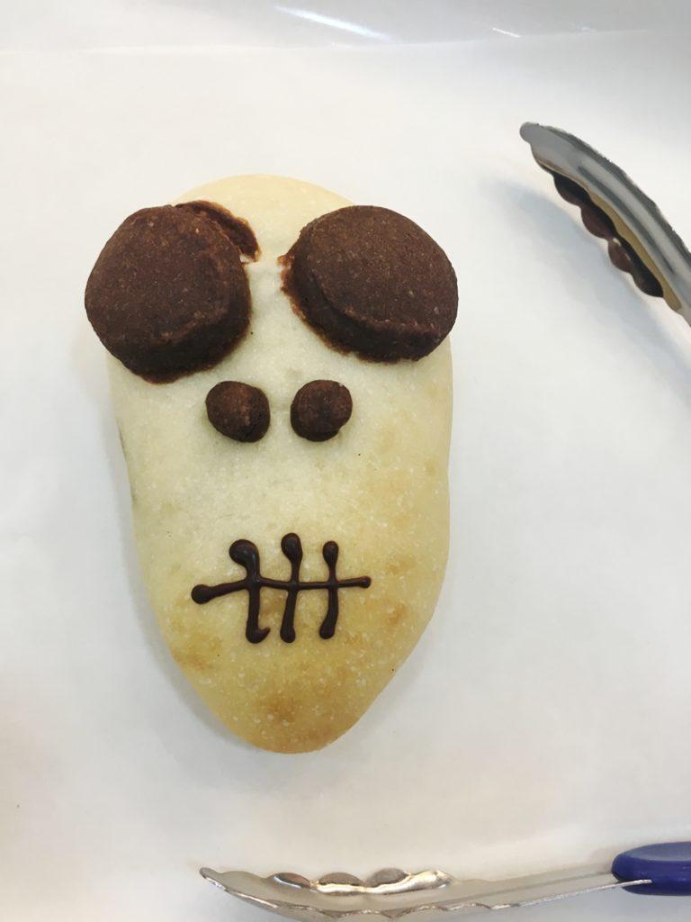 万圣节(Wànshèngjié:ハロウィーン)にちなんだこんな菓子パンが!