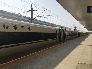 中国の「高鉄」(Gāotiě)